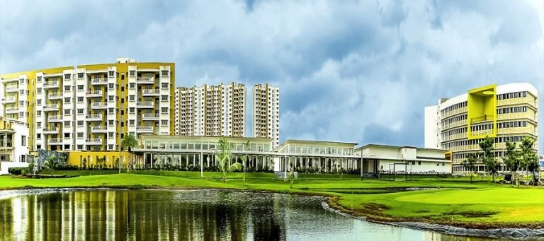 lakeshore green 1bhk 2bhk 3bhk India's 1st Smart City with Over 20k Trees & 60% open space, 19k Homes already Delivered