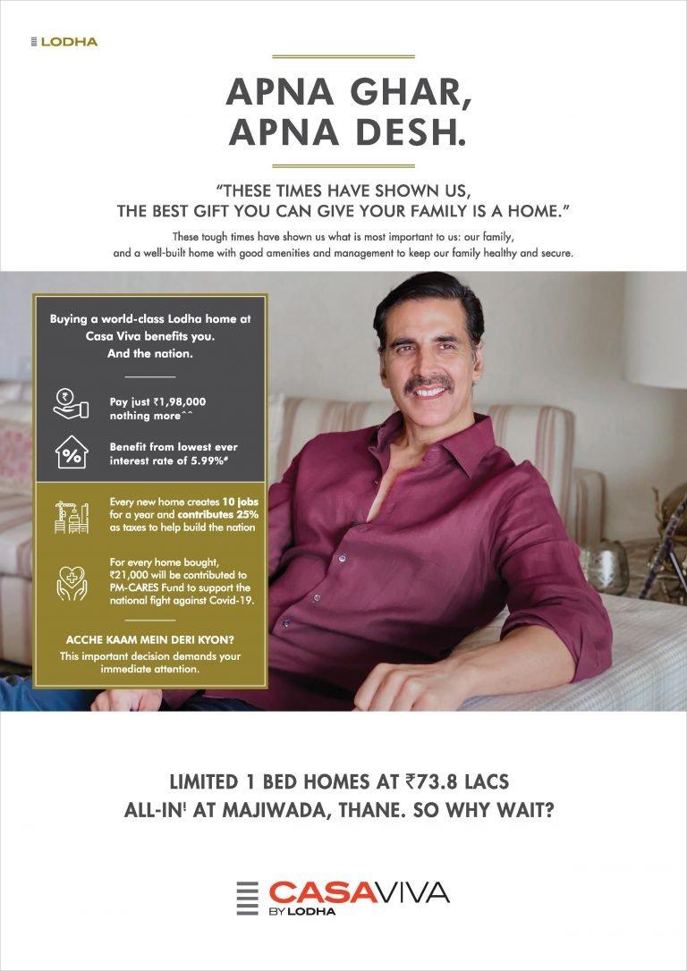 Casa Viva thane Flat for sale